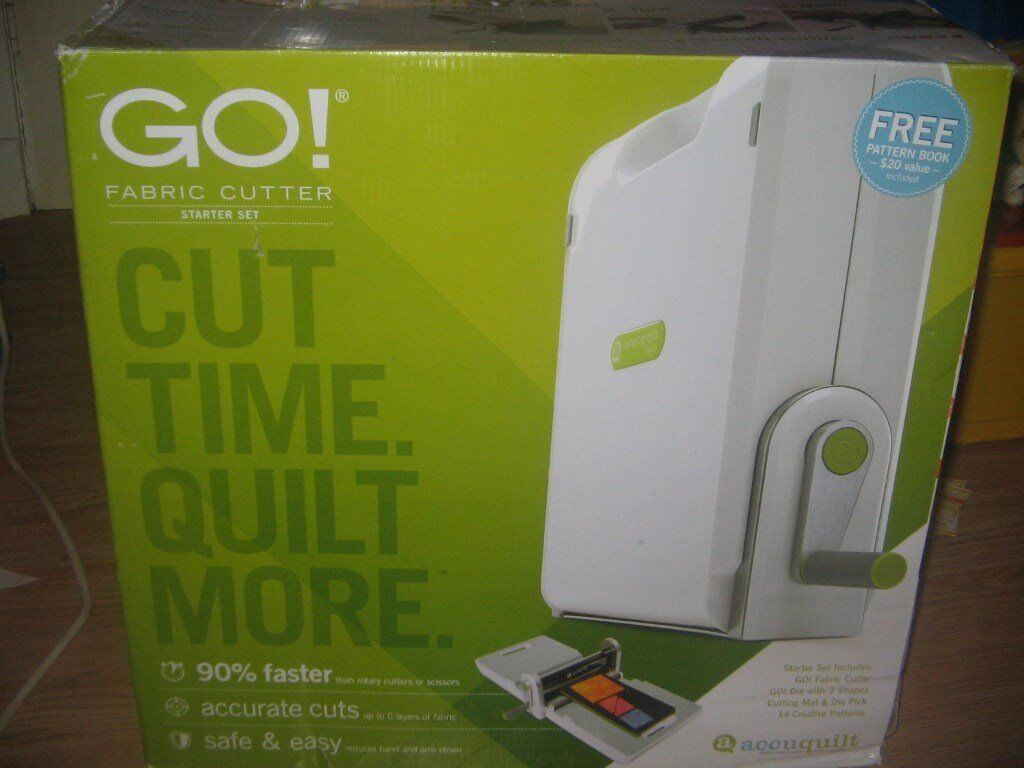 Accuquilt go ,Go Holiday Accessories & Go Value Cutting Die and mat