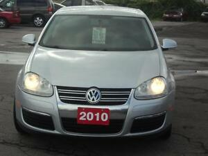 2010 Volkswagen Jetta loaded
