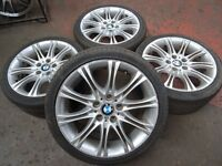 """18"""" MV2 Replica Wheels (to Fit BMW) 5x120 (8J) BARGAIN!!! £150 Cash on Collection..."""