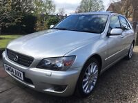 Lexus IS200se **IMMACULATE, LOW MILEAGE, FULL SERVICE HISTORY**