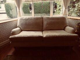Large 2 seater Multiyork duck down sofa