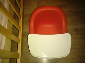 Red Bumboo chair