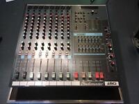 Studiomaster 708 Powered Mixing Desk