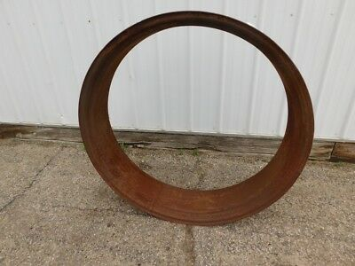 John Deere International Harvester Tractor 10x36 Weld In Blank Rim 03049