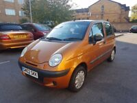 Deawoo Matiz 2002 best for first car