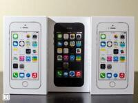 IPHONE 5s 16GB AND 32GB UNLOCKED BRAND NEW BOXED OPEN ON ALL NETWORKS