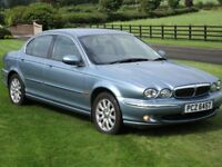 2002 JAGUAR X TYPE 2.5 V6