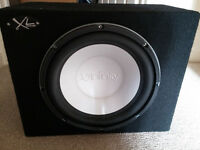 """Infinity Kappa Perfect 12.1 12"""" 4-ohm subwoofer boxed"""