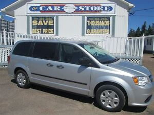 2012 Dodge Grand Caravan SE STOW-N-GO SEATING!! DUAL AC/HEAT!! C