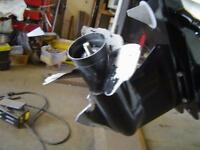 Aluminum Boat Repair,Props & Skegs, Transom Wood