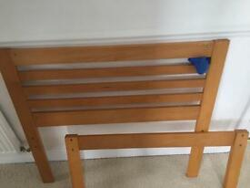 Single bed - frame only