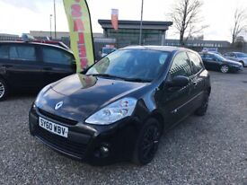 2010 Renault Clio 1.2 16v Extreme 3dr (Euro 5) / Finance Available / Year MOT !