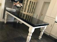 Large table 7 ft x 3ft 3 inches