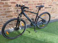 Scott Sub Cross 40 Hybrid Bike 2021 in Blue