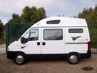 Fiat Ducato High Top Camper - 2005/05 for sale at Kent Motorhome Centre