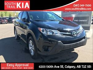 2014 Toyota RAV4 LE BLUE TOOTH AWD