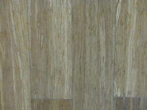 """BAMBOO 5-1/8"""" FLOORING CLEARANCE - COFFEE COLOR"""
