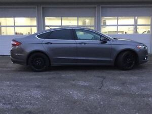 2014 Ford Fusion SE (Colored Touch Screen, Back Up Camera, FWD) Edmonton Edmonton Area image 3