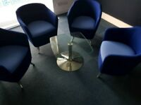Office Furniture/Chairs/Desks/Cabinets/Meeting Table/Armchairs/Coffee Table and More FROM £10.00 ***