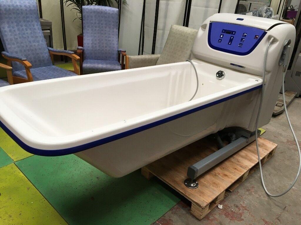 Arjo Huntleigh Primo Bath/ Electric Bath/2015 Model/ Spares or ...