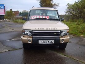 LAND ROVER DISCOVERY, TD 5 LAND MARK EDITION. 7 SEATS DIESEL,