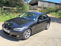 2010 10 reg BMW 3 Series 2.0 320d EfficientDynamics 4dr, Manual, Saloon, Diesel