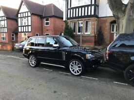Ranger rover autobiography immaculate inside and out excellent drive 1st to see will want