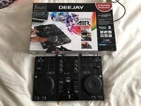 Hercules DJ controller AIR