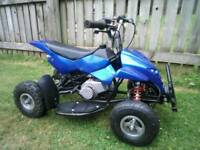 Mini quad 50 cc lt50 size lots of new parts