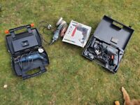 Electric Power Tools (4) Price reduced!