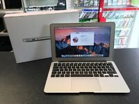 "MacBook Air 2011 11"" Display Intel Core i5 1.4GHz 4GB RAM 128GB SSD"