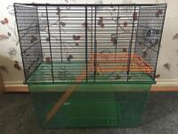 Hamster/gerbil/mouse/rat cage £15