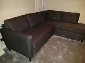 Made . Com corner sofa
