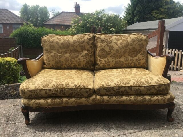 Strange Antique Sofa From 1890 French Armchair Sofa Vintage Sofa Ornate Sofa Love Seat Sofa Ball Claw In Blackley Manchester Gumtree Gmtry Best Dining Table And Chair Ideas Images Gmtryco