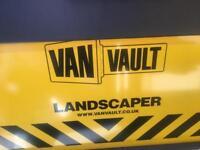 Van Vault Landscaper NEW