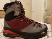 Mens North Face Verto S4k gore-text mountain boot UK size 9.5 Very good condition. Hardly worn.