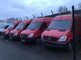 Mercedes sprinter parts ni all parts available at J&f trucks & vans mallusk