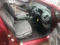 Honda, CIVIC, Saloon, 2008, Other, 1339 (cc), 4 doors