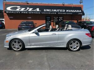 2011 Mercedes-Benz E-Class 550 | NAVI | CAMERA | NO ACCIDENTS ..