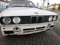 bmw e30 BREAKING FOR ALL PARTS -- preface & facelift .