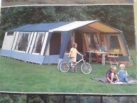 Conway Classic Trailer Tent - 2001: 6 - 8 berth