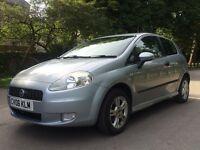 Fiat Punto 1.4 Active Sport 2006 3 door
