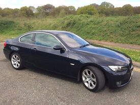 BMW 325d SE Coupe, E92, 2008, Full BMW service history, loads of factory extras.
