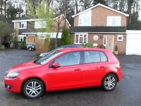 VW GOLF 2.0 TDI DIESEL SE 140 DPF 6 SPEED 59 PLATE REDUCED TO CLEAR