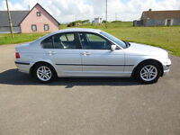 BMW 318SE LOW MILEAGE 3 OWNERS IMMACULATE. year 2001