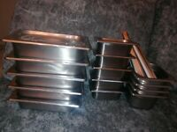Bain Marie Pots **Sold Pending Collection**