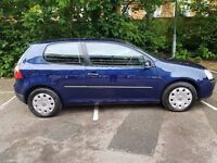Volkswagen GOLF LOW MILEAGE excellent example of the VW Golf FULL 12 MONTH MOT
