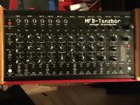 Mfb Tanzbar - analog drum machine