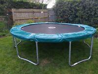 TP 272 Emperor 12ft diameter garden trampoline