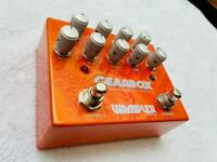 Wampler Gearbox Overdrive/Distortion - as new!